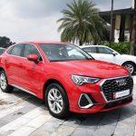 Audi ra mắt Q3 Sportback mới