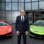 CEO Lamborghini trở thành giám đốc điều hành F1
