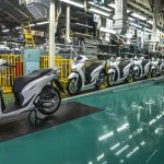 Honda xuất xưởng 30 triệu xe máy tại Việt Nam