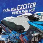 Yamaha Việt Nam sắp ra mắt Exciter phiên bản mới