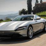 Ferrari Roma giành Giải thưởng thiết kế xe hơi 2020