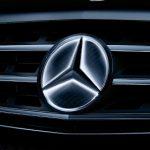 Trợ lực lái Mercedes-Benz GLE và GLS có thể mất tác dụng vì lỗi ở…logo phát sáng đầu xe