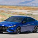 Hyundai Elantra 2021 tại Mỹ có giá bán từ 455 triệu đồng