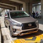 Những hình ảnh đầu tiên của Toyota Innova 2020 tại đại lý