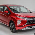 Mitsubishi Xpander chuẩn bị ra mắt bản nâng cấp tại Malaysia