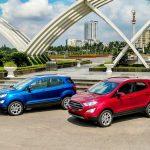 Ford Ecosport 2020 ra mắt thị trường Việt, giá từ 603 triệu đồng