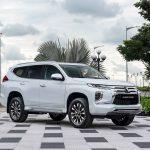 Mitsubishi Việt Nam tung khuyến mãi cho Pajero Sport mới