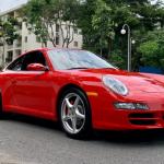 Cận cảnh Porsche 911 hơn 10 năm tuổi tại Việt Nam