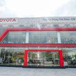 Toyota ra mắt đại lý Toyota Đông Sài Gòn – Chi nhánh Thủ Đức
