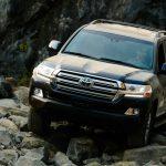 Toyota Land Cruiser có thể bị ngừng bán tại Mỹ