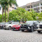 Toyota nhận giải thưởng tại ASEAN NCAP Grand Prix lần thứ 4