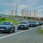 Toyota công bố kỷ lục bán hàng 9.600 xe trong tháng 11