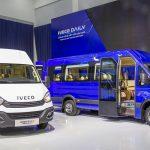 THACO giới thiệu dây chuyền sản xuất và ra mắt Mini Bus Iveco Daily