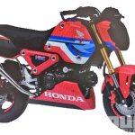 Honda MSX 125 sắp có phiên bản trường đua