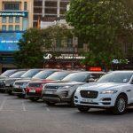 Jaguar Land Rover Việt Nam tổ chức lái thử xe cho khách hàng tại Hạ Long và Kiên Giang