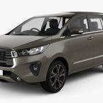Toyota Innova 2021 bất ngờ lộ diện