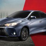 Toyota Vios Sport Package 2020 bổ sung trang bị mới
