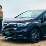 Honda Odyssey 2021 có gì đặc biệt?