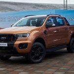 Chiêm ngưỡng bản nâng cấp Ford Ranger Wildtrak ra mắt tại Thái Lan