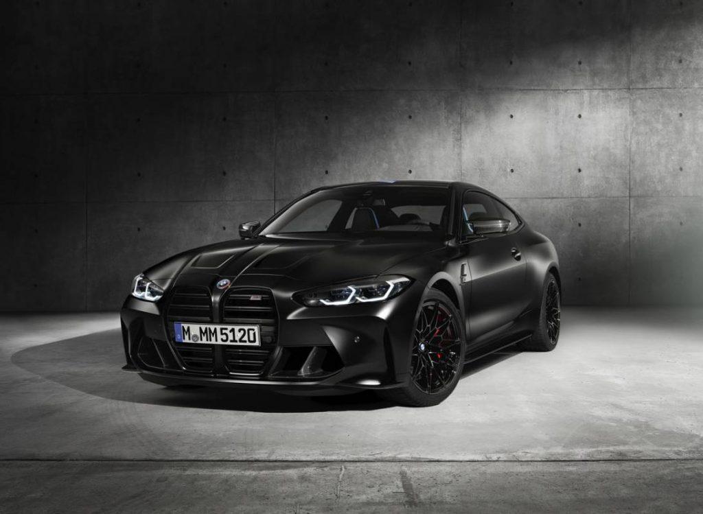 Khám phá BMW M4 Competition 2021 x Kith giới hạn chỉ 150 chiếc trên toàn cầu