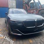 BMW 750Li 2020 đầu tiên về Việt Nam với nội thất siêu độc