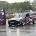 Redline Auto Gymkhana Cup Round 3 – Khói lửa trong ngày mưa