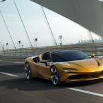 Siêu phẩm Ferrari SF90 Spider chính thức ra mắt