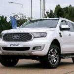 Hé lộ thời điểm Ford Everest 2021 về Việt Nam