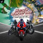 """""""Chinh phục đất trời"""" Quảng Ninh tạiHonda Biker Day 2020"""