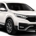 Honda CR-V 2020 bản nâng cấp chính thức ra mắt thị trường Malaysia