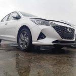 Hyundai Accent 2021 đã có mặt tại đại lý