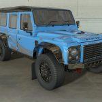 Land Rover bắt tay cùng Bowler hồi sinh xe Defender cổ