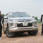 Mitsubishi Triton góp mặt trong Giải đua ô tô địa hình HTV Challenge Cup 2020