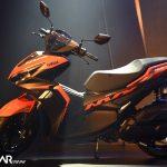 Yamaha NVX 155 ra mắt phiên bản mới, giá từ 53 triệu đồng