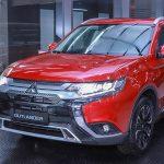 Mitsubishi Outlander ưu đãi 100% lệ phí trước bạ