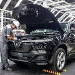 VinFast sẽ được miễn thuế nhập khẩu linh kiện ô tô thử nghiệm
