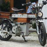 Những 'gã điên' người Việt chế tạo xe điện