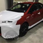 Toyota Vios 2021 phiên bản thể thao GR Sport đang được âm thầm chế tạo?