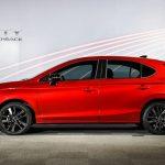 Chiêm ngưỡng Honda City Hatchback 2021 ra mắt tại Thái Lan giá từ 459 triệu