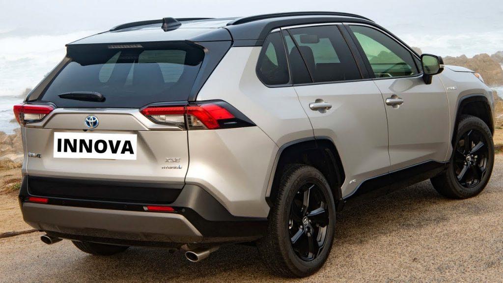 Toyota Innova sắp có phiên bản cao cấp với tên mới hoàn toàn