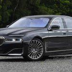 Lộ ảnh phác thảo thiết kế BMW 7-Series thế hệ mới
