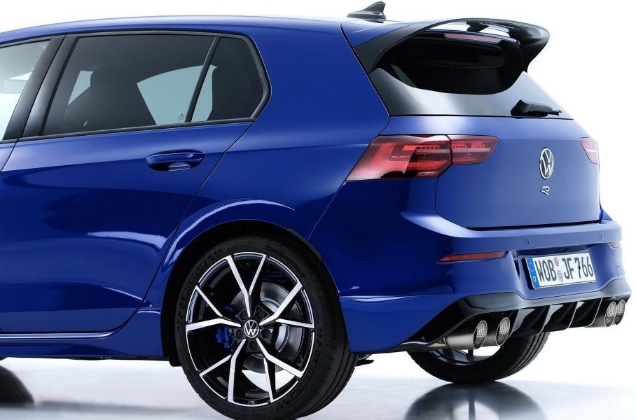 Soi mẫu thể thao Volkswagen Golf R 2021 xem có gì đặc biệt?