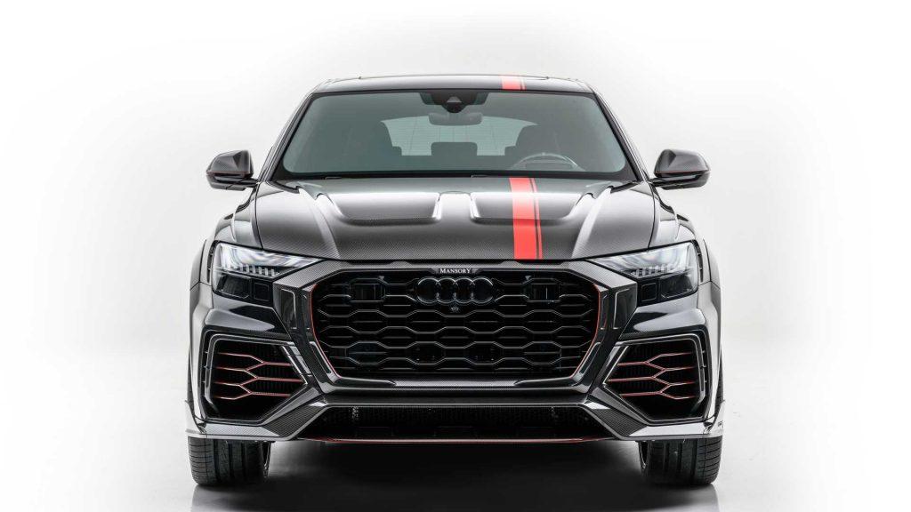 Soi bản độ Audi RS Q8 Mansory diện mạo hầm hố giá hơn 8 tỷ