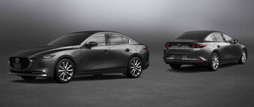 Khám phá chiếc Mazda 3 2021 vừa ra mắt tại thị trường Nhật Bản