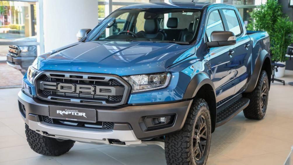 Ford Ranger Raptor 2021 về Việt Nam có gì đặc biệt?