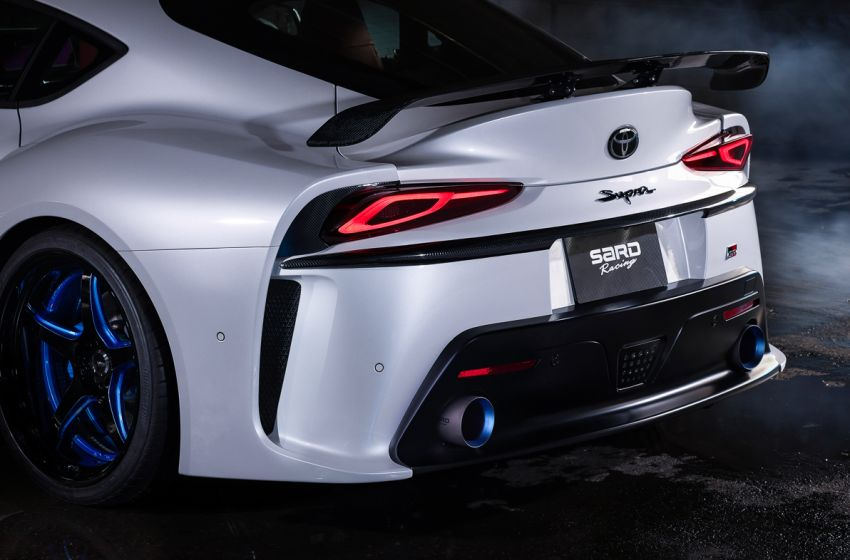 Toyota Supra có thêm bản độ mạnh tới 500 mã lực