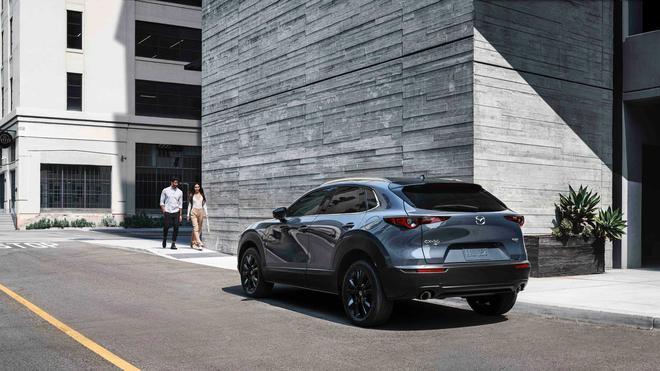 Chiếc Mazda CX-30 đời 2021 có thêm phiên bản Turbo