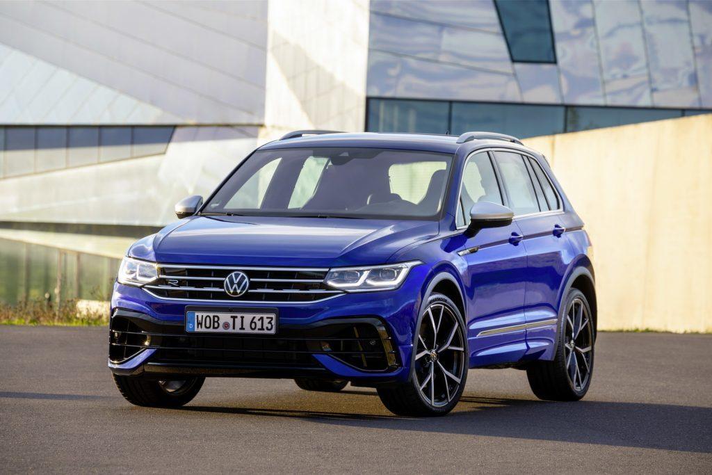 Volkswagen Tiguan R 2021 giá hơn 1,5 tỷ có gì đặc biệt?