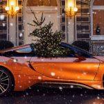 BMW cập nhật gói giao diện Chúc mừng năm mới cho xe