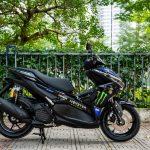 Yamaha NVX 155 VVA 2021: ngôi sao công nghệ phân khúc xe máy tầm trung